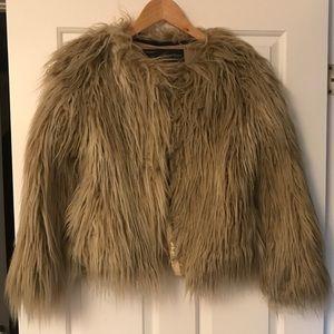 Zara winter ladies' jacket